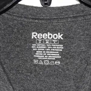 Reebok Tops - Reebok Blackhawks hockey shirt